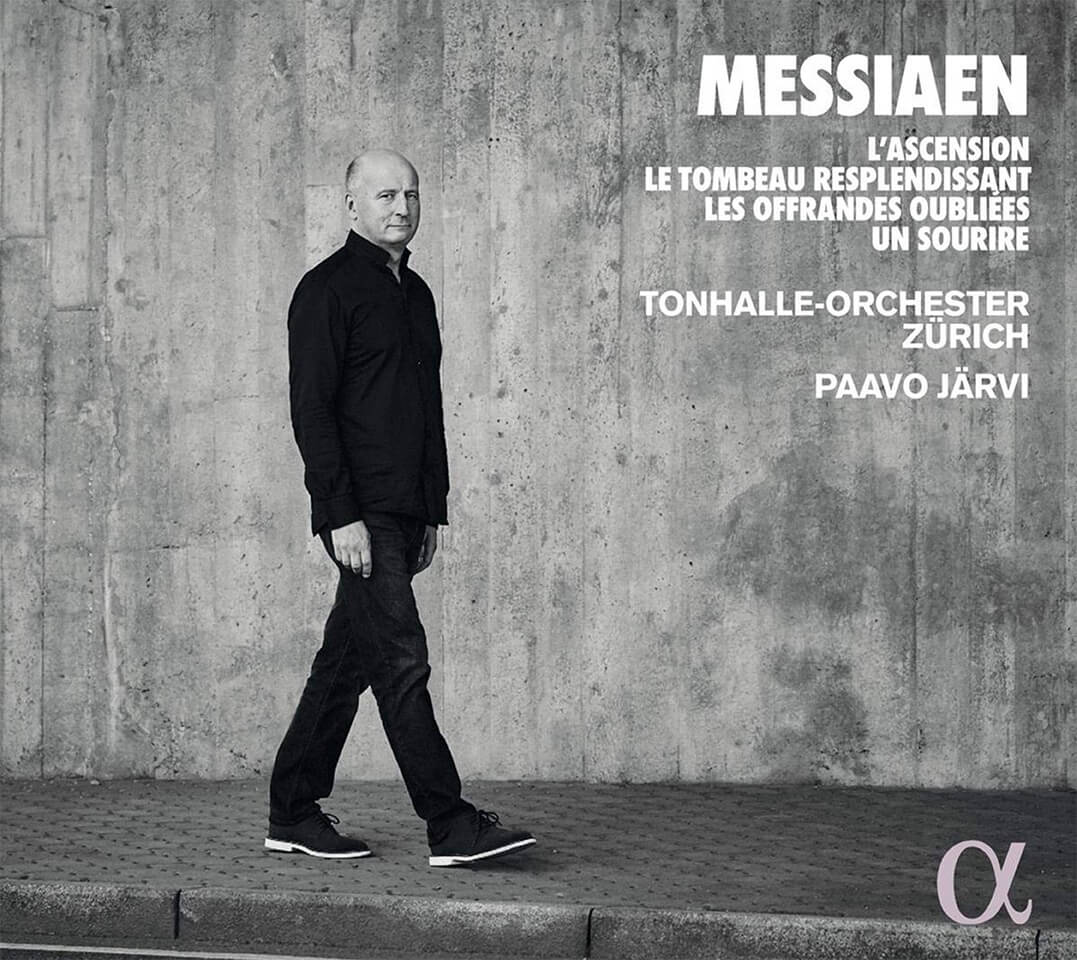 Messiaen Orchestral Works